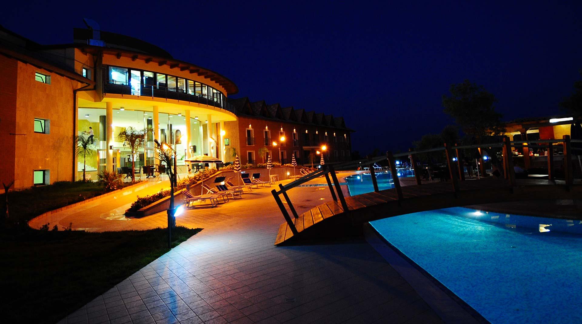 Corte dei Greci piscina