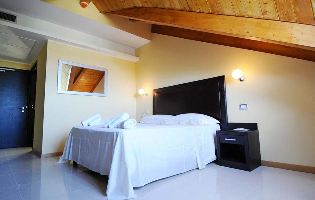 Hotel Zeus Camere Mansarde