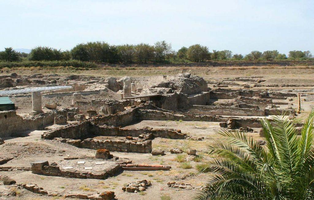 Sibari Parco Archeologico Calabria
