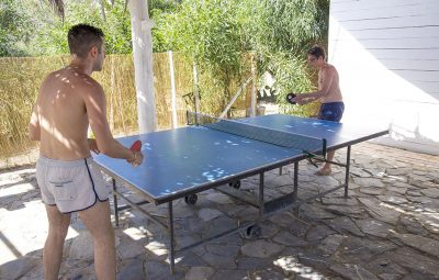 Villaggio Turistico Corte dei Greci - Ping Pong