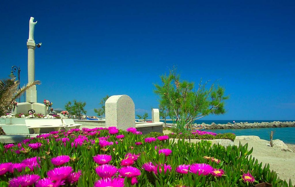 Vacanze a Cariati Marina - Lungomare