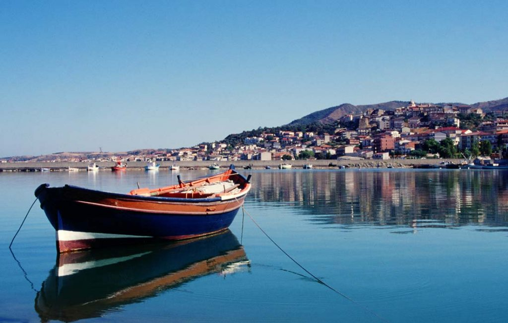 Cariati Marina porto