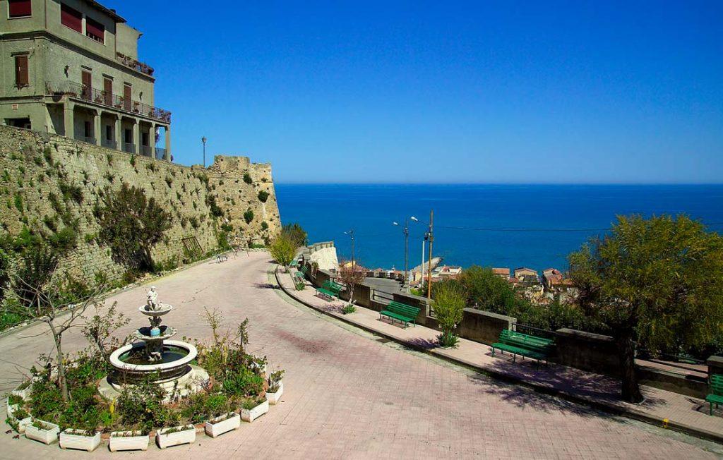 Vacanze a Cariati Marina - Panorama