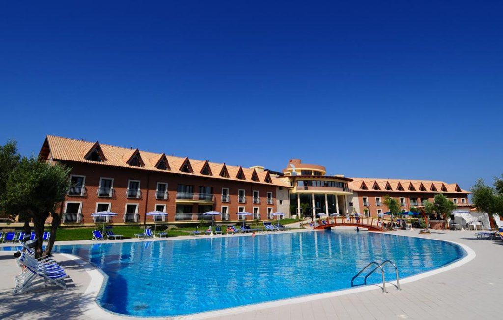 Corte dei Greci Resort & SPA 4 stelle - Calabria