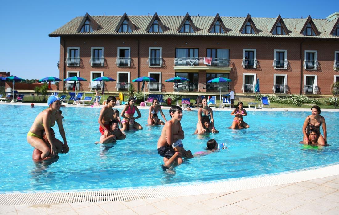 Corte dei Greci Villaggio con piscina
