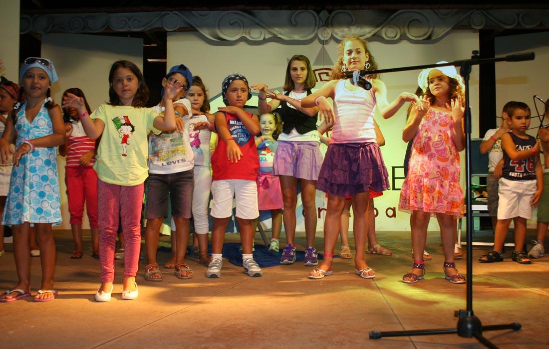 villaggio animazione bambini