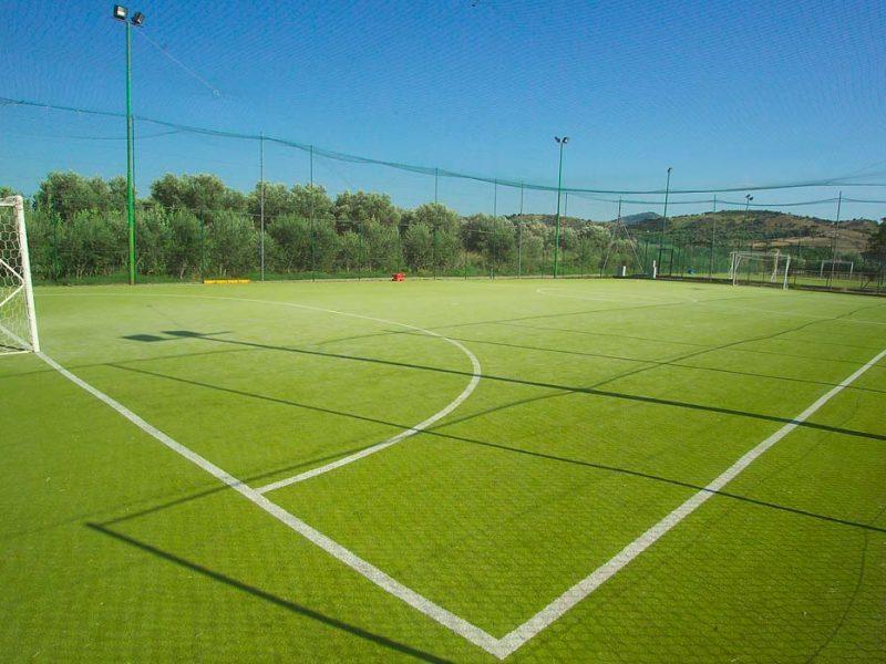 Calabria - Villaggio con centro sportivo
