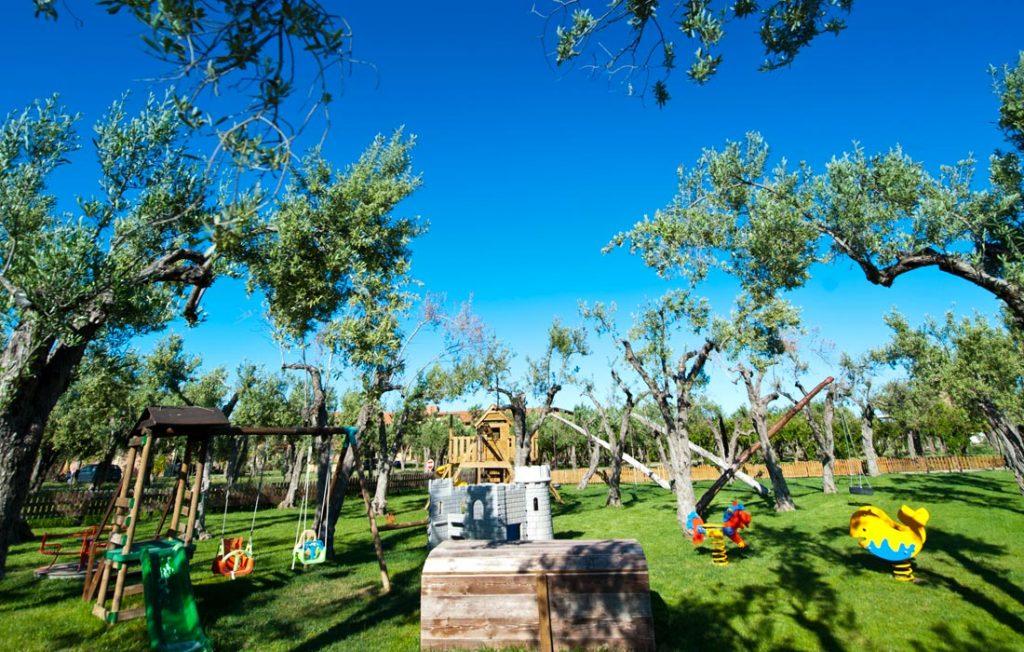 Villaggio per Bambini - Parco Giochi