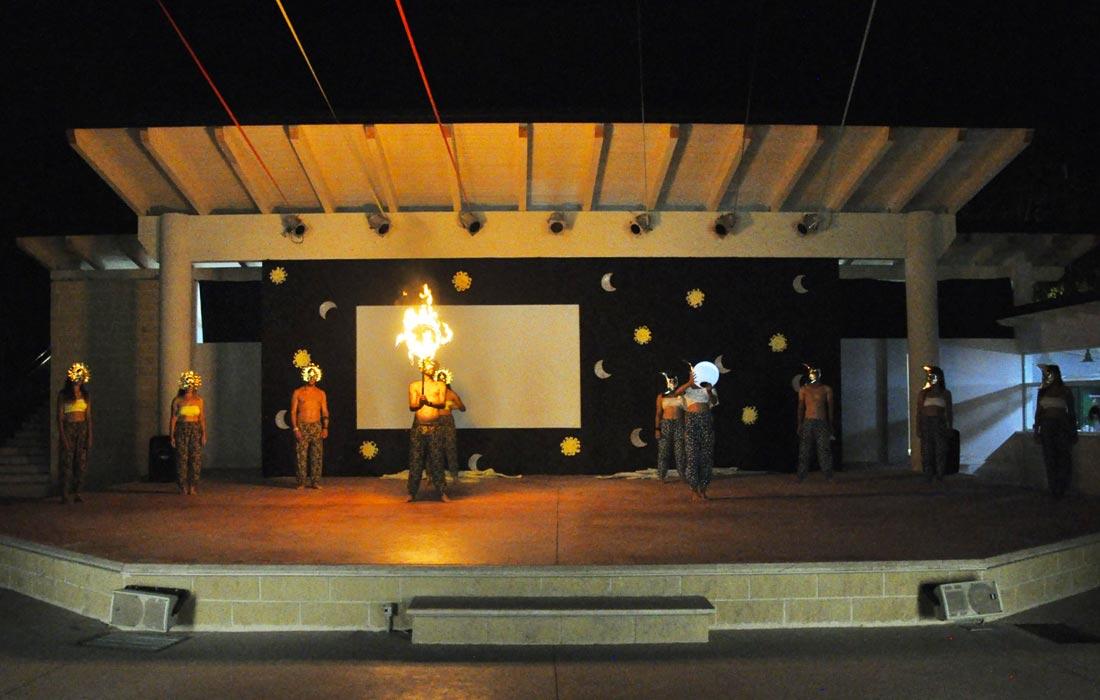 teatro animazione Corte dei Greci in Calabria