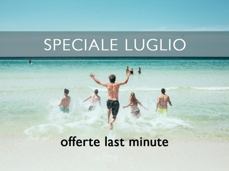 offerte speciali luglio in Calabria