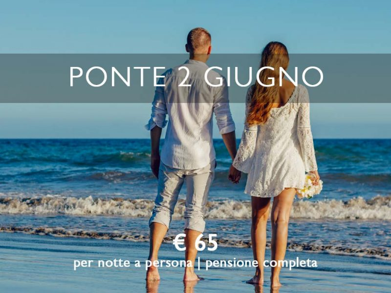 Offerta vacanza in Calabria 2 giugno