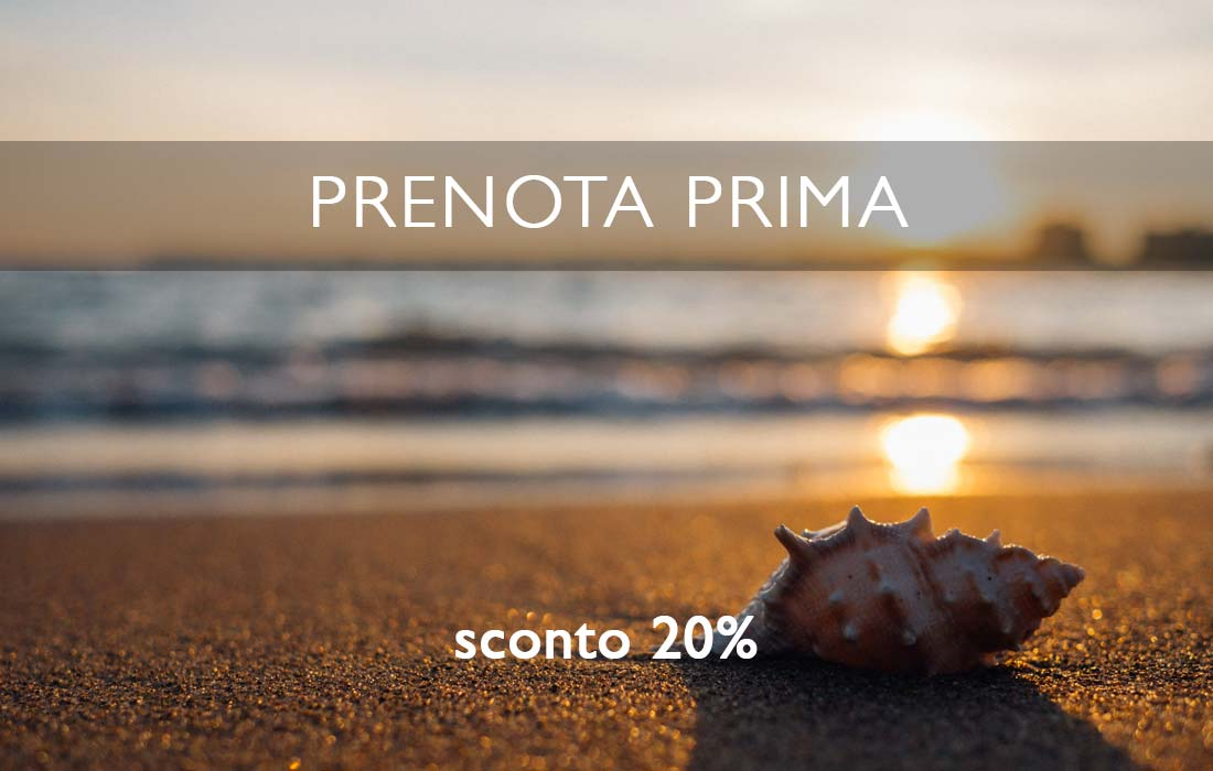 Offerta prenota prima Calabria