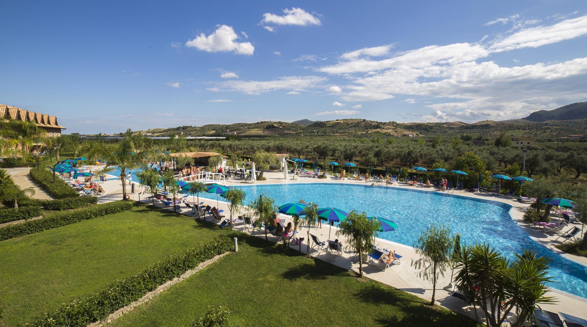 Vacanze in Calabria - Villagio sul mare Corte dei Greci