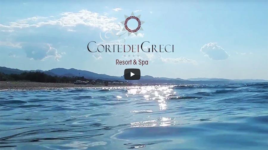 Video Corte dei Greci