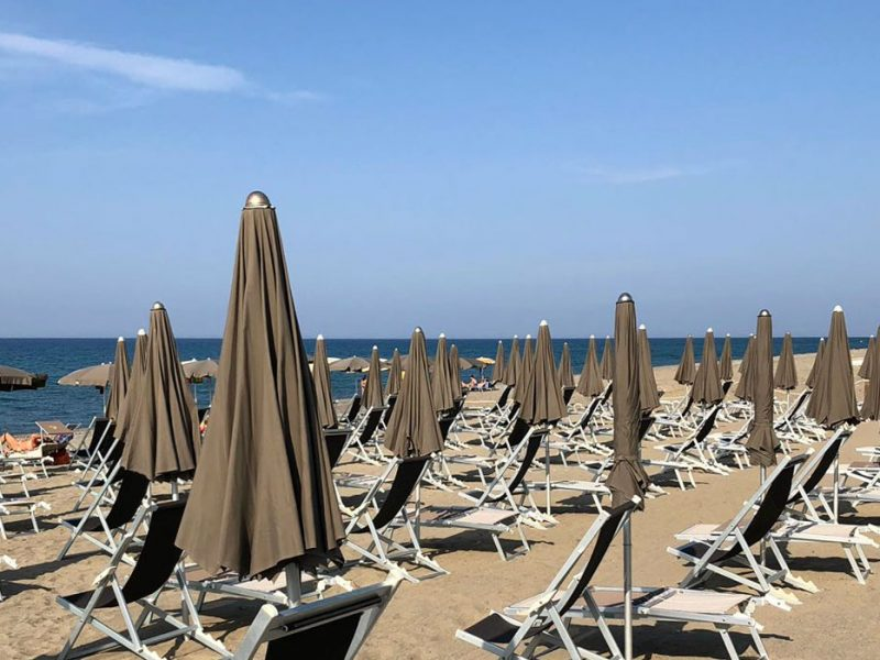 Italy Village 4 stars private beach