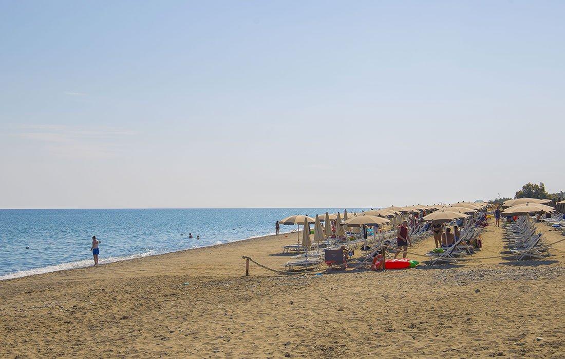 Resort con spiaggia privata
