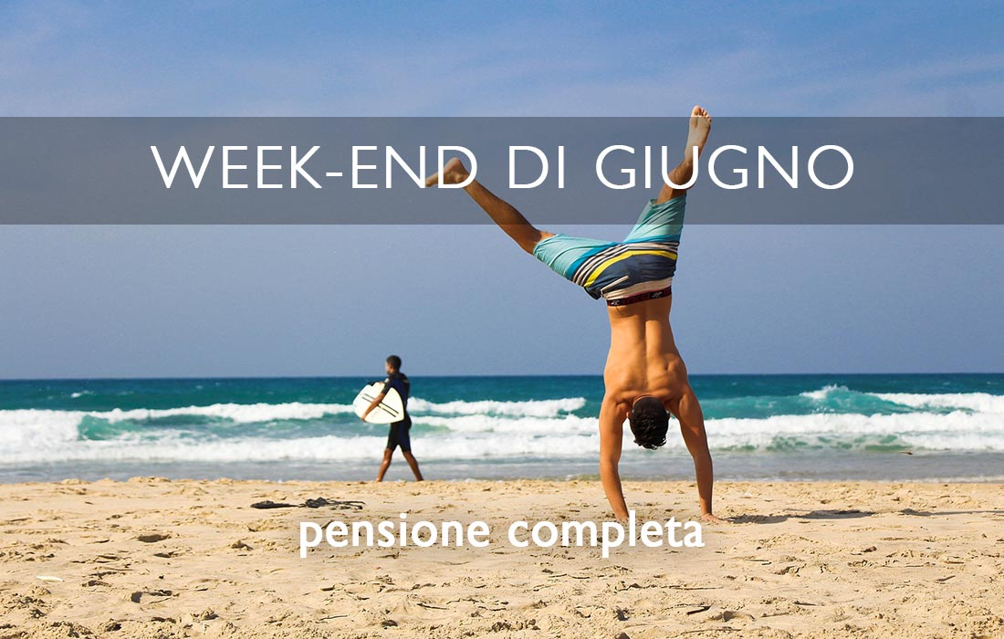 week-end giugno in Calabria